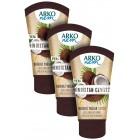 Arko Nem 3'lü Değerli Yağlar Hindistan Cevizi Yağı 3 x 60 ml