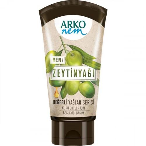 Arko Nem Değerli Yağlar Zeytinyağlı Krem 60 ml