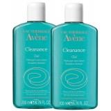 Avene Cleanance Gel Nettoyant  Yüz Temizleme Jeli 200 ml + 200 ml