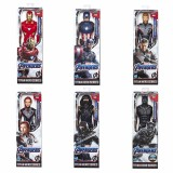 Avengers Endgame Titan Hero Figür Black Widow E3309