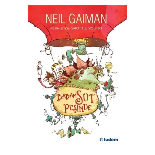 Babam Süt Peşinde - Neil Gaiman