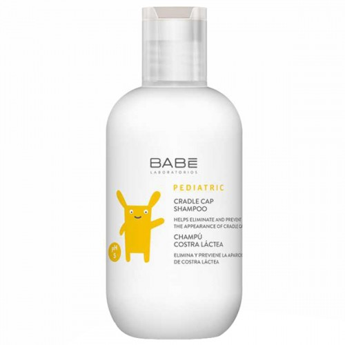 Babe Bebek ve Çocuklar için Konak Önleyici Şampuan 200 ml