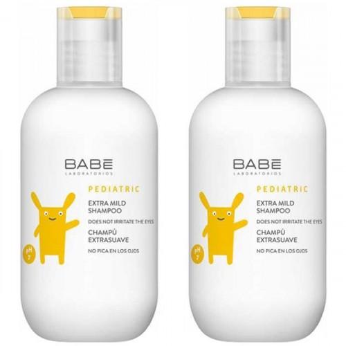 Babe Şampuan Pediatrik Extra Yumuşak 200 ml x 2 Adet