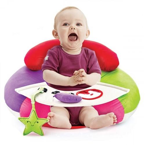 Babyjem Oyuncaklı Oturma Minderi
