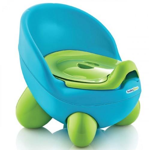 Babyjem Tonton Lazımlık Mavi - Yeşil