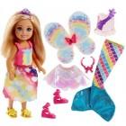 Barbie Dreamtopia Chelsea Ve Kıyafetleri FJD00