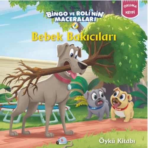 Bingo ve Roli'nin Maceraları - Bebek Bakıcıları - Kolektif