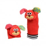 Bondigo Çıngıraklı Patik Köpek (2li) BP2432