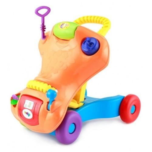 Bondigo İlk Arabam ve Yürütecim BL5102