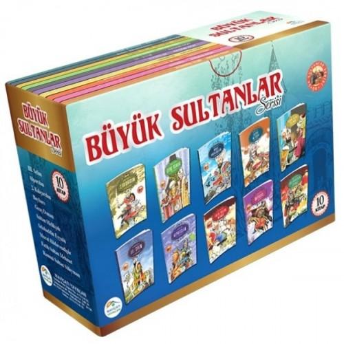 Büyük Sultanlar Serisi (10 Kitap) - Hasan Yiğit