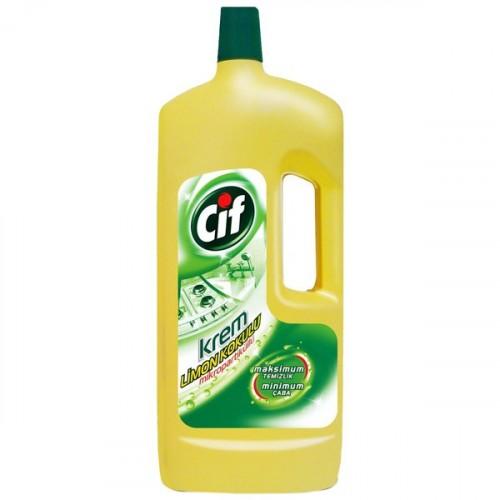 Cif Krem Temizleyici Limonlu 1500 ml