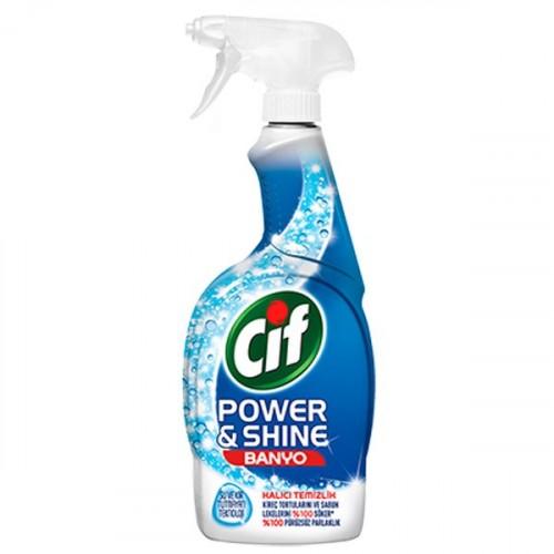 Cif Power & Shine Banyo Sprey 750 ml