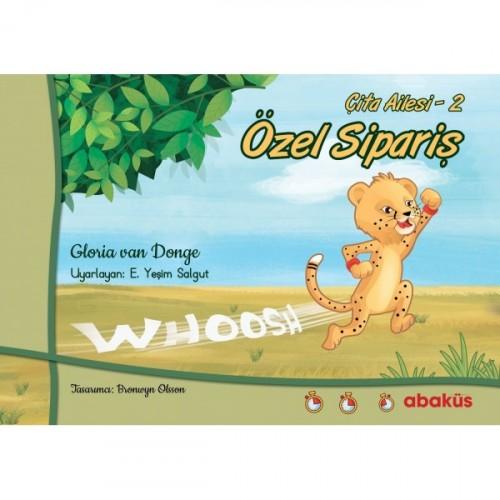 Çita Ailesi 2 - Özel Sipariş - Gloria Van Donge