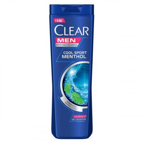 Clear Men Şampuan Cool Sport Menthol 500 ml