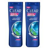 Clear Men Şampuan Cool Sport Menthol 500 ml x 2 Adet