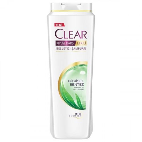 Clear Women Şampuan Bitkisel Sentez 550 Ml