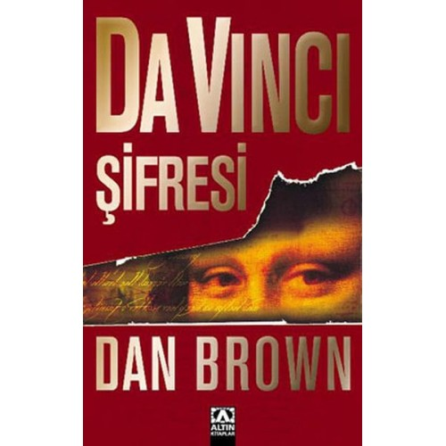 Da Vinci Şifresi - Dan Brown