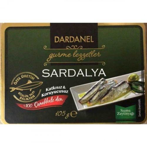 Dardanel Gurme Sardalya 105 gr