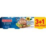 Dardanel Ton Balığı 80 Gr 4 lü Paket