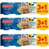Dardanel Ton Balığı 80 gr (4 lü Paket) x 3 Adet