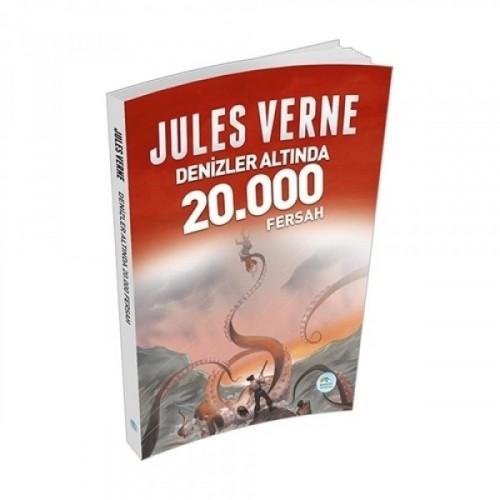 Denizler Altında 20,000 Fersah - Jules Verne