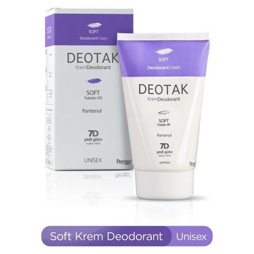 Deotak Krem Deodorant Soft 35 ml
