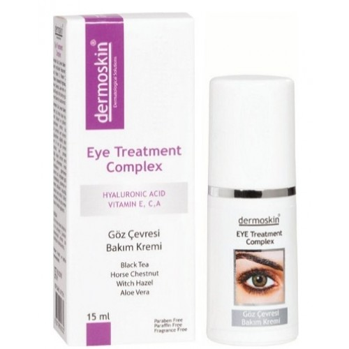 Dermoskin Eye Treatment Complex Göz Kremi 15 ml
