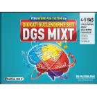 DGS MIXT Dikkati Güçlendirme Seti 4-5 Yaş - Osman Abalı