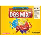 DGS MIXT Dikkati Güçlendirme Seti 8-9 Yaş - Osman Abalı