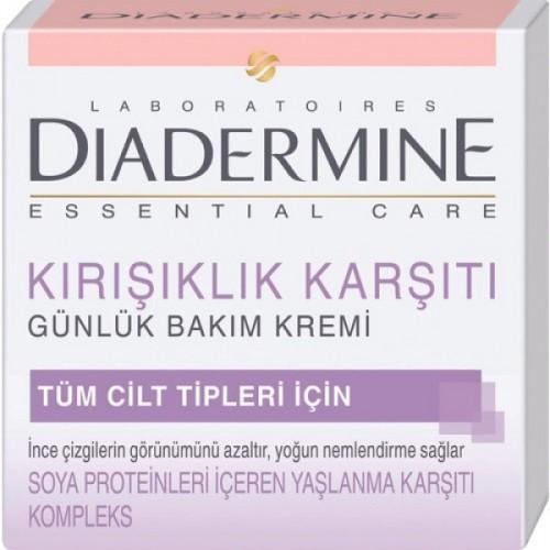 Diadermine Essential Care Günlük Bakım Kremi 50 ml