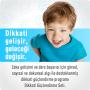 Dikkati Güçlendirme Seti - Yeni Neuro VİA Sistemi ile (2 Yaş) - Osman Abalı