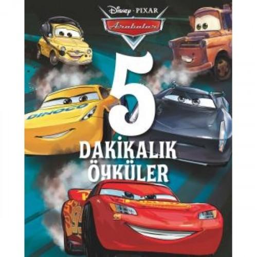 Disney Arabalar - 5 Dakikalık Öyküler - Kolektif