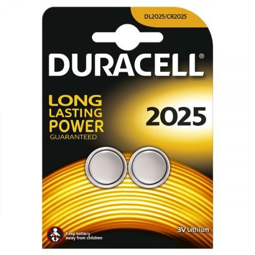Duracell Düğme Pil 2025 2 li 3 Volt
