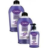 Duru Akdeniz Lavantası Sıvı Sabun 1500 ml + 1500 ml + 300 ml