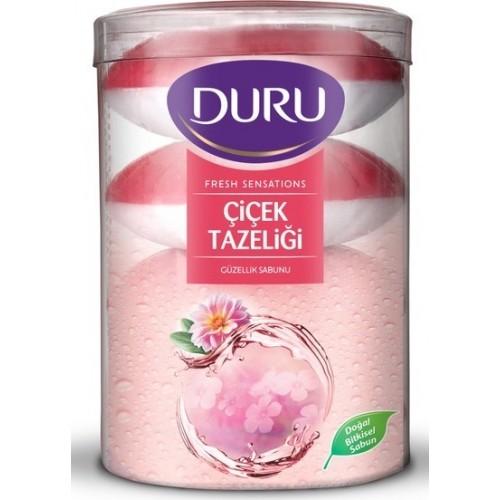 Duru Fresh Sensations Çiçek Tazeliği Güzellik Sabunu 440 gr 110 x 4
