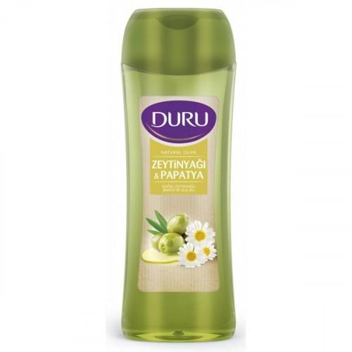 Duru Natural Olive Zeytinyağı ve Papatya Duş Jeli 450 ml