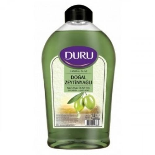 Duru Natural Olive Zeytinyağlı Sıvı Sabun 1500 ml