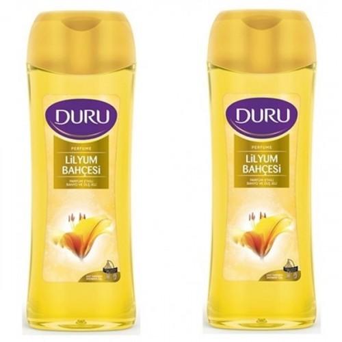Duru Perfume Lilyum Duş Jeli 500 ml+ 500 ml