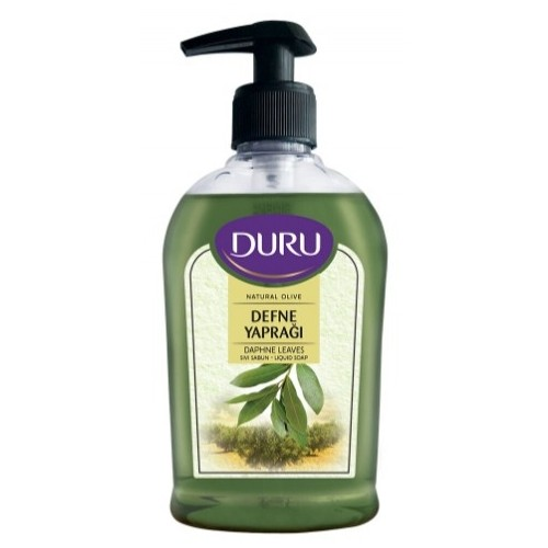 Duru Sıvı Sabun Natural Olive Defne Yaprağı 300 ml