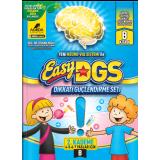 Easy DGS Dikkati Güçlendirme Seti 2. Kademe B Kitapçığı (4 - 7 Yaş) - Osman Abalı