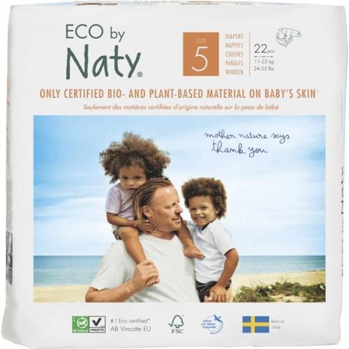 Eco By Naty Bebek Bezi Junior 5 Beden 22 li