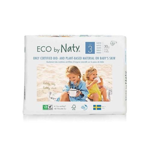 Eco By Naty Bebek Bezi Midi 3 Beden 30 lu