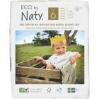 Eco By Naty Bebek Bezi XL 6 Beden 17 li