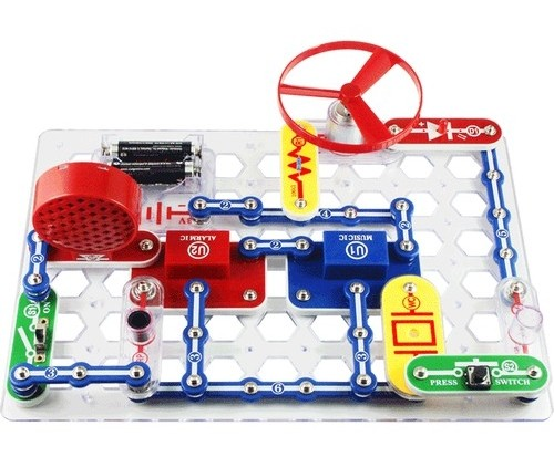Elenco Snap Circuits Çıtçıt Devreler 100 Deney