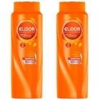 Elidor Şampuan Onarıcı Ve Yapılandırıcı Bakım 500 ml x 2 Adet