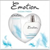 Emotion Ocean Fresh Parfüm 50 ml + Deodorant 150 ml