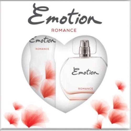 Emotion Romance Parfüm 50 ml + Deodorant 150 ml
