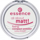 Essence All About Matt! Fixing Compact Powder Sabitleyici Mat Pudra
