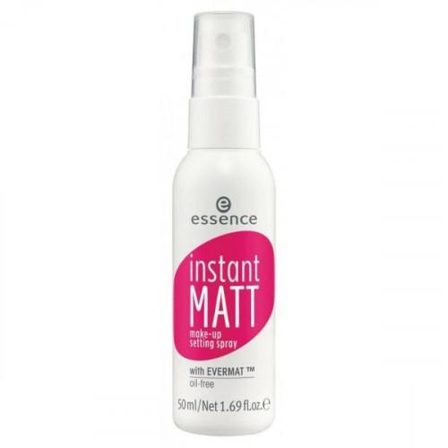 Essence Instant Matt Make Up Setting Mat Makyaj Sabitleme Spreyi 50 ml