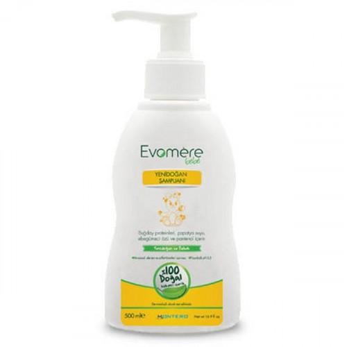 Evomere Bebe Yenidoğan Şampuanı 500 ml